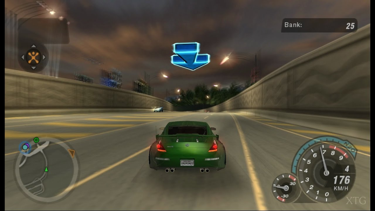 need for speed underground 2 ps2 gameplay hd pcsx2. Black Bedroom Furniture Sets. Home Design Ideas