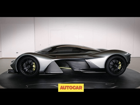 Aston Martin AM-RB 001 Uncovered | Aston and Red Bull's hypercar revealed | Autocar