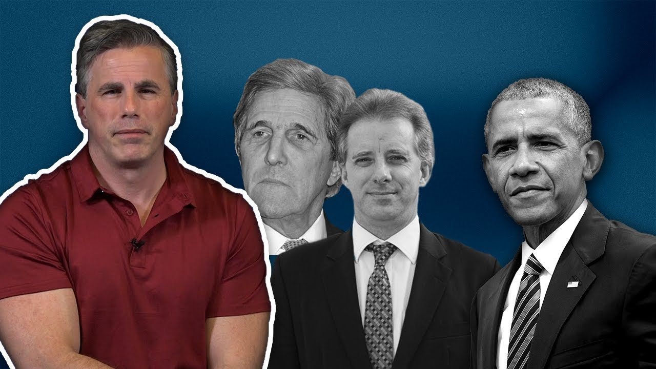 Judicial Watch - Tom Fitton: The Obama Administration had MULTIPLE Anti-Trump Dossiers!