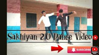 Sakhiyan 2.O | Akshay Kumar | BellBottom | Vaani Kapoor | Maninder Buttar | Tanishk B | Dancing club