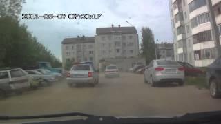Погоня за приорой  в Сыктывкаре