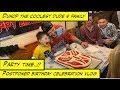postponed Transformers Birthday party big success vlog