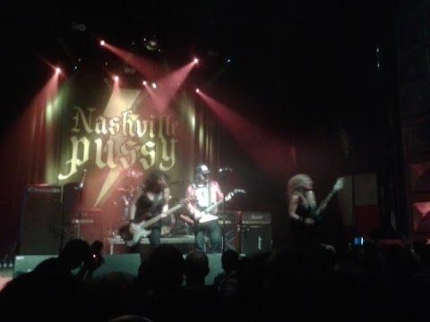 Nashville Pussy - Bilbao - (11-2-2014)