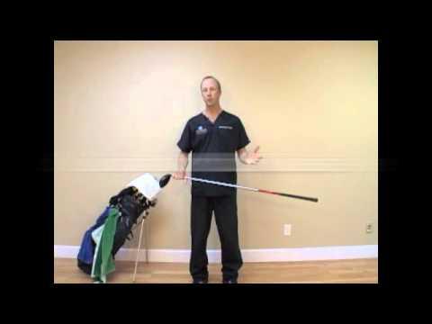 Golf Specific Exercise – Three Key Exercises