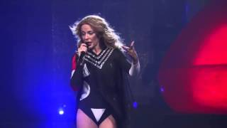 Kylie Minogue at iTunes Festival London 2014 : Your disco needs you & On a night like this