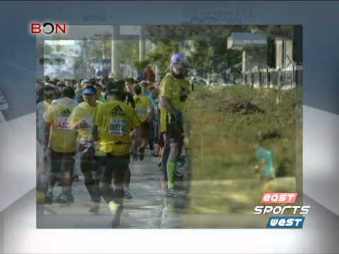 "Outrage over ""Pee Party"" at Beijing Marathon -- East West Sports 175"