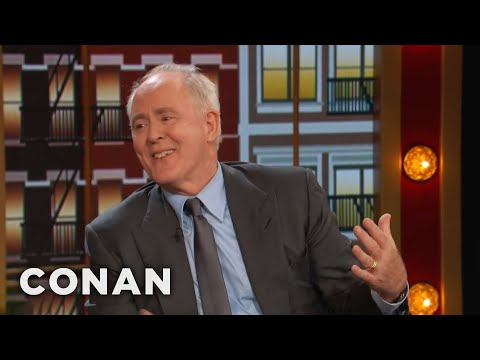 John Lithgow Secretly Watches 3rd Rock From The Sun Reruns  CONAN on TBS