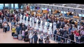 NACH STROMAUSFALL: Hamburger Flughafen nimmt Betrieb wieder auf