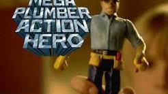Mega Plumber Action Hero