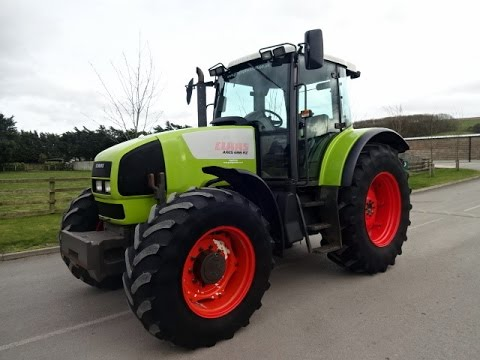 Claas Ares 696RZ Tractor