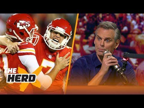 Herd Hierarchy: Colin's Top 10 NFL teams after 2017-18 Week 4 | THE HERD