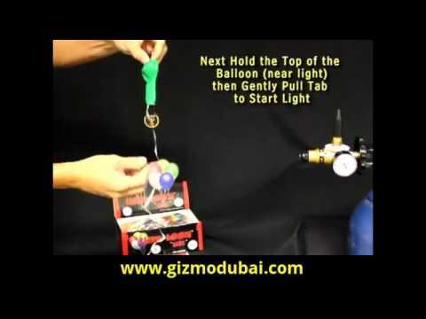 Buy LED balloons in dubai @ www.gizmodubai.com