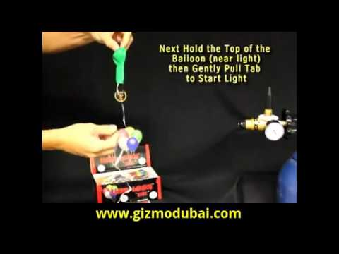 Buy LED balloons in dubai @ www gizmodubai com
