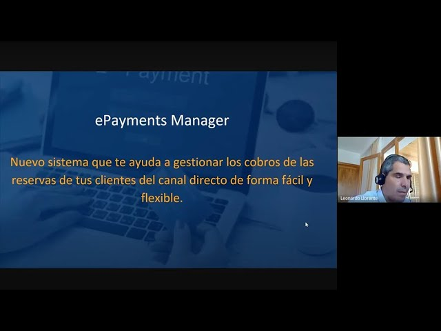 Webinar ePayments Manager