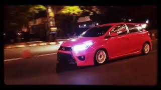 Ngiwut X gang | Toyota Yaris 2016