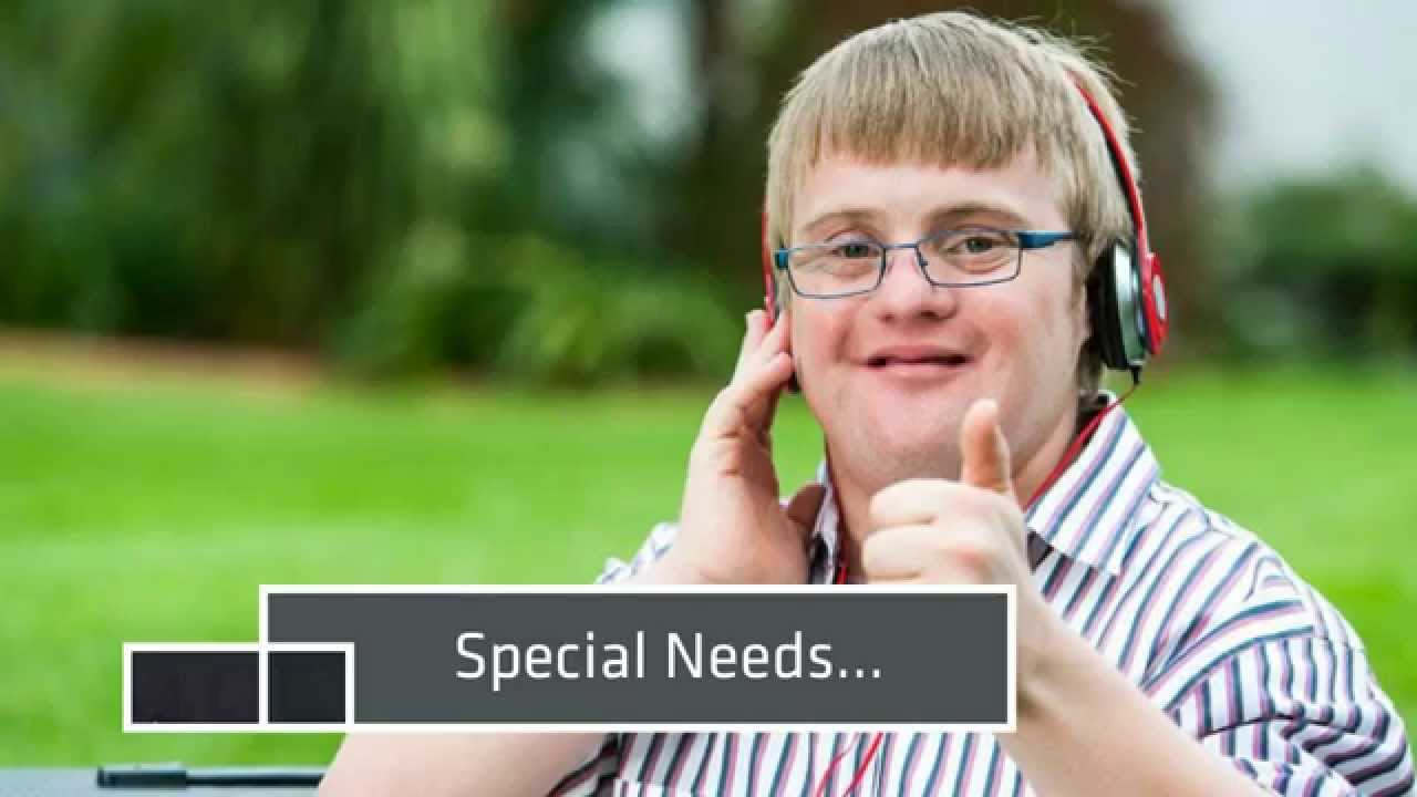 people with special needs essay There is even evidence that many people resist using special paratransit services because they fear being stigmatized or they do not believe that the services can or do meet their needs (žakowska and monterde, 2003 uk department for transport, mobility and social inclusion unit, 2006.