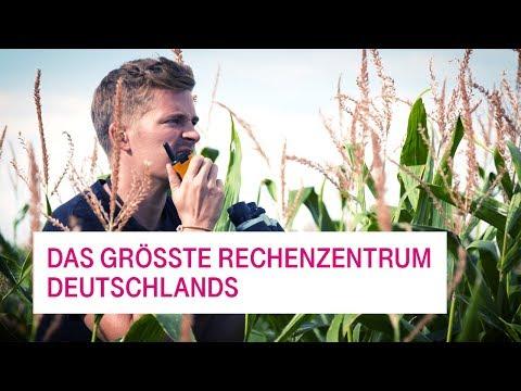 Social Media Post: Das größte Rechenzentrum Deutschlands - Netzgeschichten
