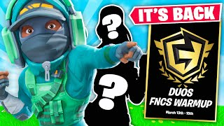 FNCS DUOS IS FINALLY BACK!