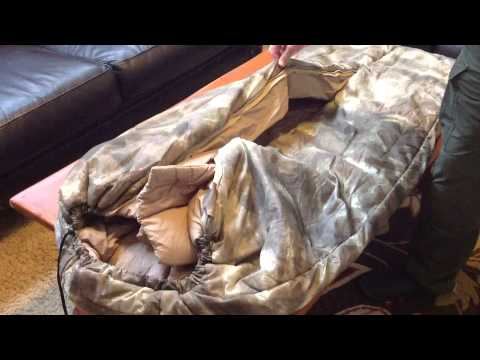 Survival Skills 101: Snugpak Special Forces 2 Sleeping Bag.