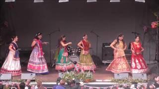 Zankar dance group performance i International 17.mai-fest at stavanger,Norway
