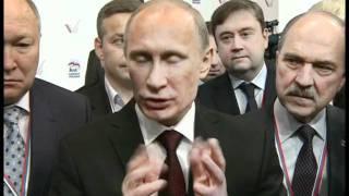 В Путин и Д  Медведев встретились с А Карелиным после съезда партии Единая россия