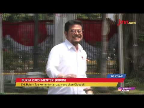Bakal Wakili NasDem di Kabinet, Syahril Yasin Limpo Bicara soal Pertanian dan Perkebunan