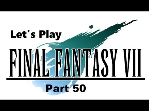 Let's Play Final Fantasy VII - Part 050: The key in the music box