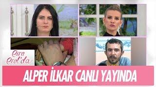 Çocuğunu bir yıldır kaçıran Alper canlı yayında - Esra Erol'da 4 Ocak 2019