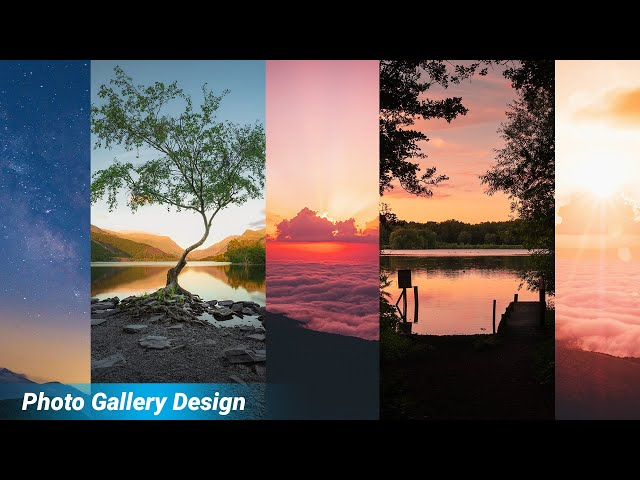 How to create photos layout by use frame tool in Photoshop CC 2019 Tutorial