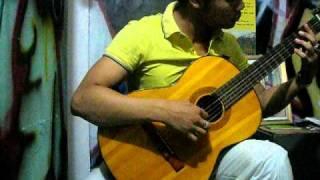 romance classic guitar anhtu