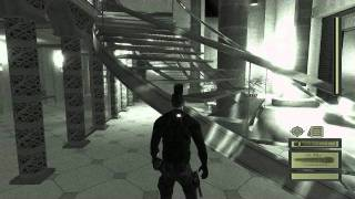 Splinter Cell Stealth Walktrough,Mission 2:Defense Ministry