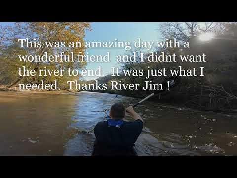 The Adventures Of River Jim & THB Josh: Rocky River Oakboro NC