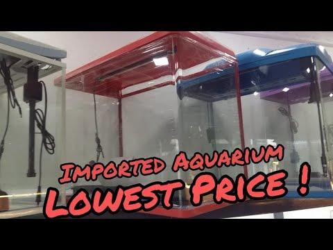 Cheapest Imported Tanks| Fancy Aquarium| Devgoda Rd| Bangalore