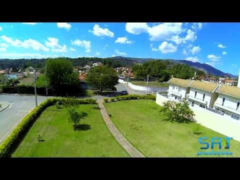 VÍDEO AÉREO EM HD - ATIBAIA-SP