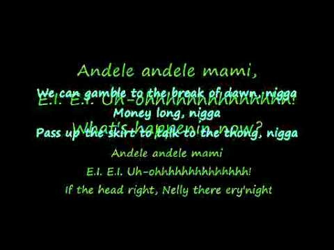 Download Nelly - E.I. - Lyrics.flv