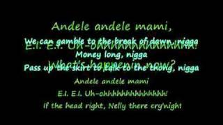 Nelly - E.I. - Lyrics.flv