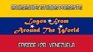 Logos From Around The World - Episode #28 - Venezuela