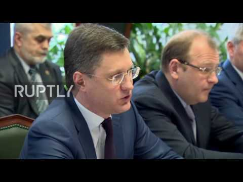 Russia: Russia-Iran trade meeting sets the tone for Rouhani's upcoming Moscow visit