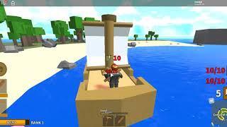 Simulator pirates in Roblox!