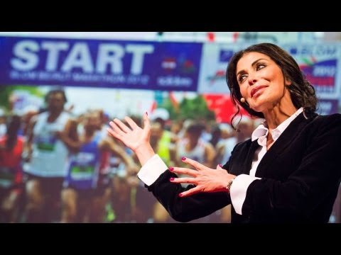 Making peace is a marathon | May El-Khalil