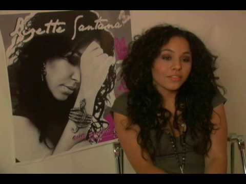 "Lizette Santana talks about her album ""Aún Sueño En Ti"" (I Still Dream of You)"