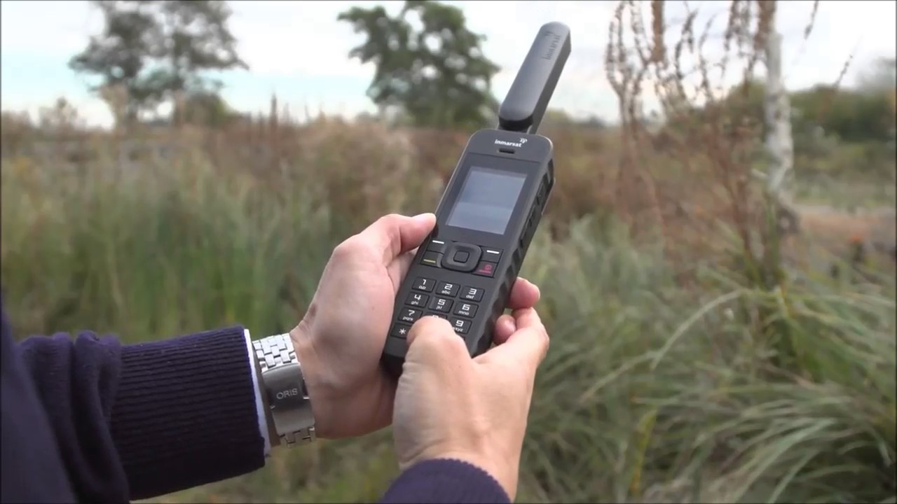 inmarsat satellite phone manual