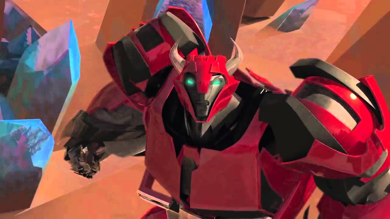 transformers prime meet cliff jumper and arcee