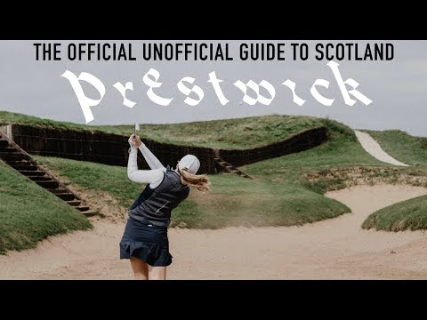 Most Famous 19th Hole in Golf // Scotland Ep. 3