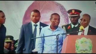 HIVI NDIVYO MH. RAIS MAGUFULI ALIVYO WAPATANISHA RUGE NA MAKONDA
