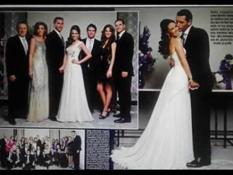 Fotos de la boda de jakeline bracamontes