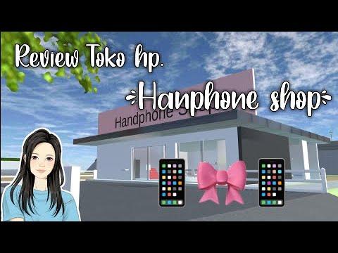 Download 🌼Review toko hp (Handphone shop)📱-Sakura school simulator