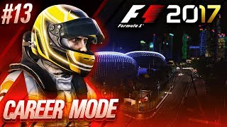 F1 2017 Career Mode Part 13: MASSIVE GAMBLE