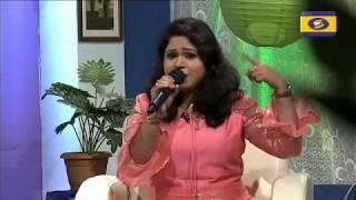 Sanju Mohanty odia singer in HELLO ODISHA
