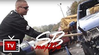 02. SB MAFFIJA - JBMNT REMIX [VIDEO] (Solar ✖ Białas ✖ King Tomb ✖ Blejk ✖ Lanek)